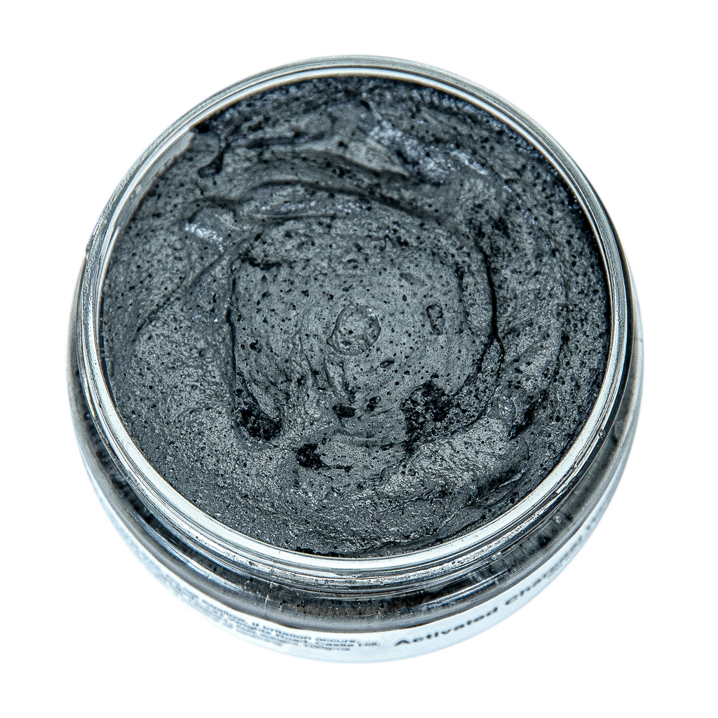 Activated Charcoal Whipped Foaming Scrub