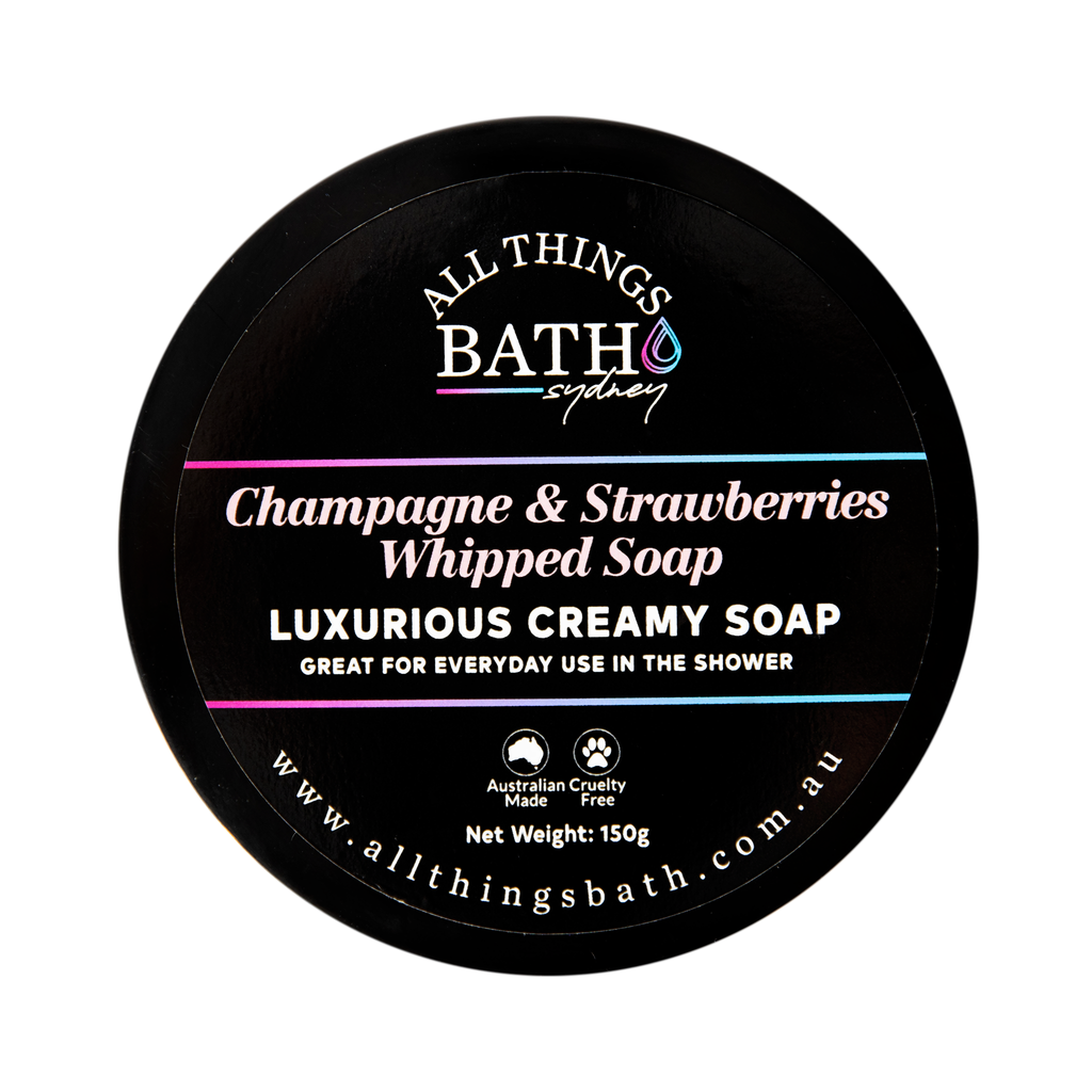 champage-strawberries-whipped-soap-all-things-bath