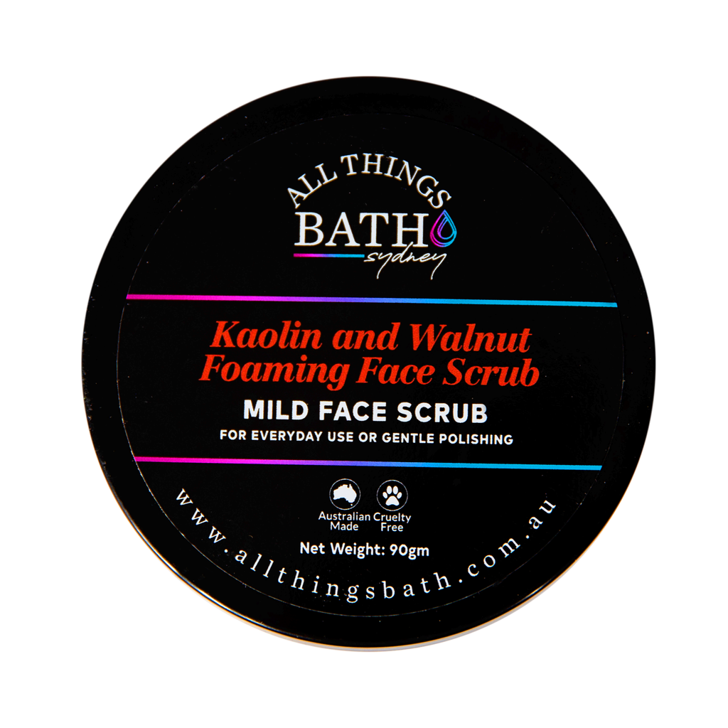 kaolin-walnut-foaming-face-scrub-all-things-bath-sydney