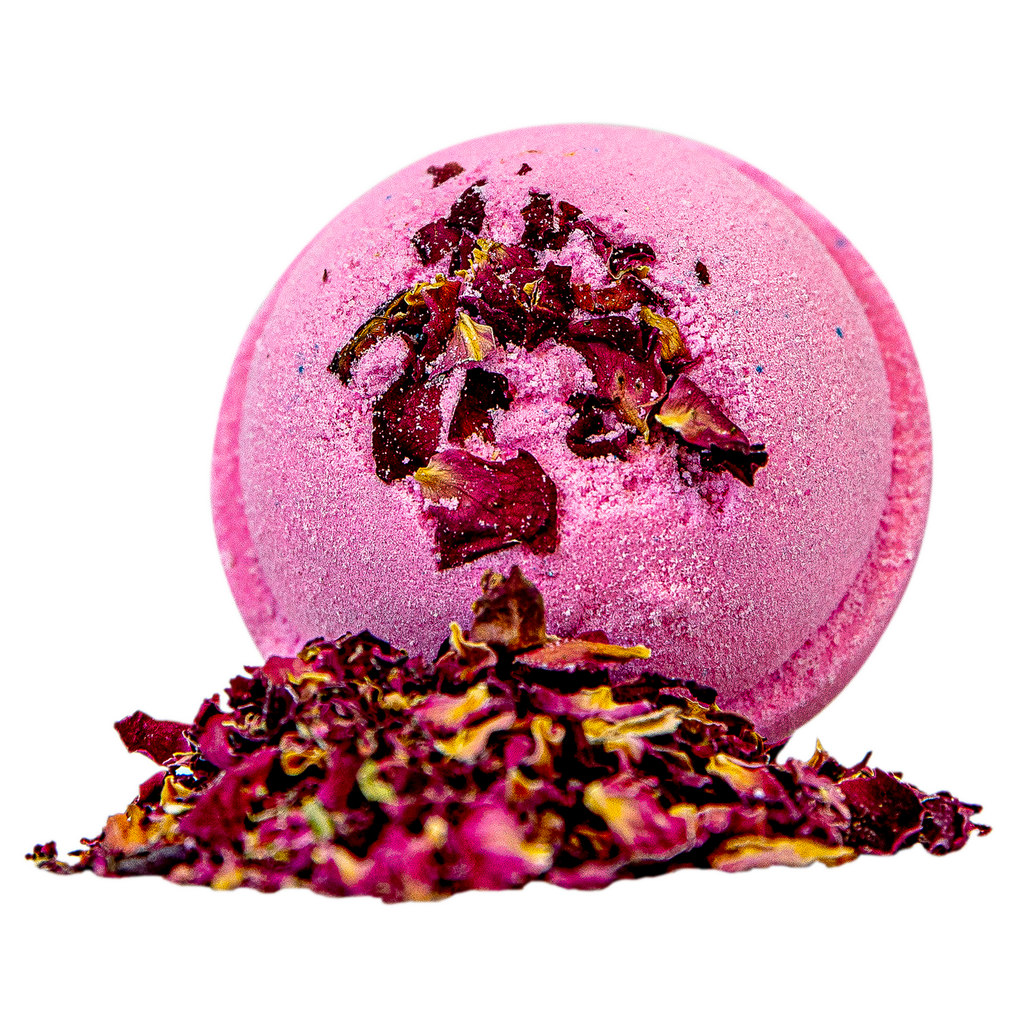 rose-milky-bath-bomb-with-oats
