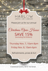 Annual Christmas Open House
