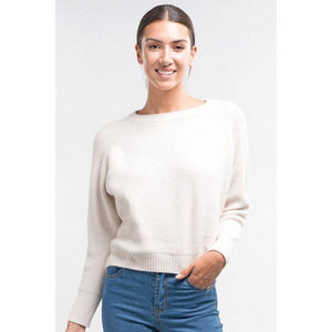 LS Long Sleeve Rib Sweater-Harlow Crestwood