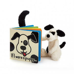 jellycat bashful puppy set