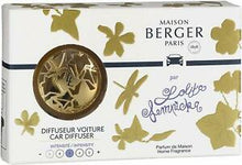 Maison Berger Car Diffuser Pack