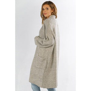 LS Space Dyed Long Cardigan - Harlow Crestwood