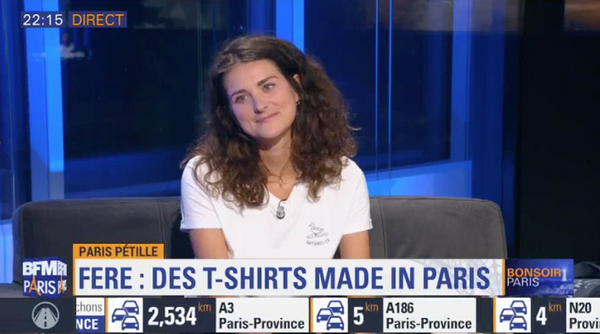 BFM Paris interview FERE