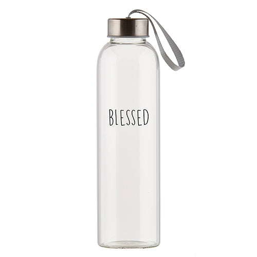 Blessed Water Bottle w/FREE Water Bottle Cover