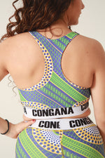 brassiere motifs africains congana
