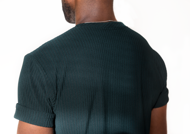 The Ottoman Knit | Green