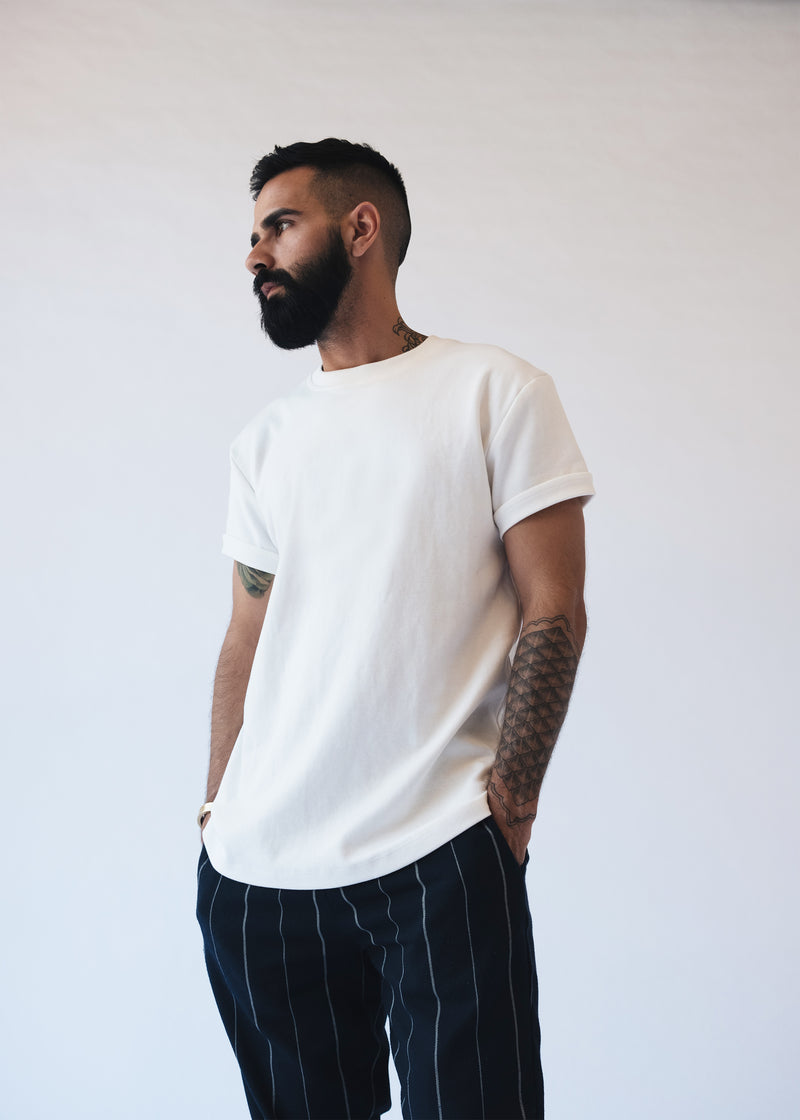 The Classic T-Shirt | White