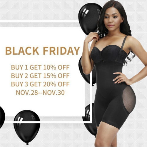 Do You Want to Look Thinner? Top-Rated Shapewear All You Need This Black Friday