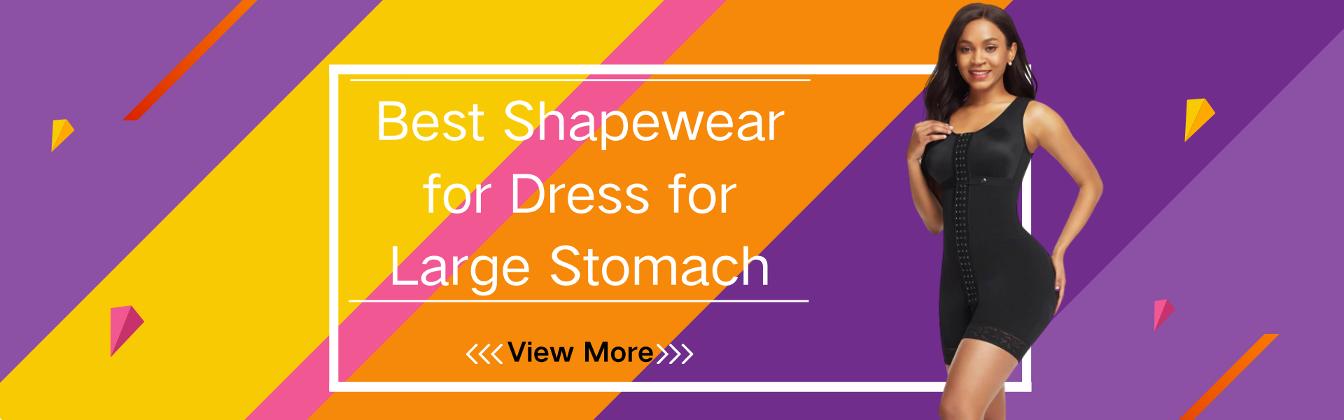 Best Shapewear for Dress for Large Stomach