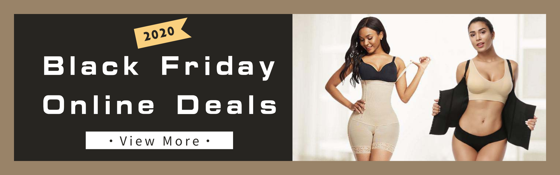 Black Friday Shapewear Discount Deals