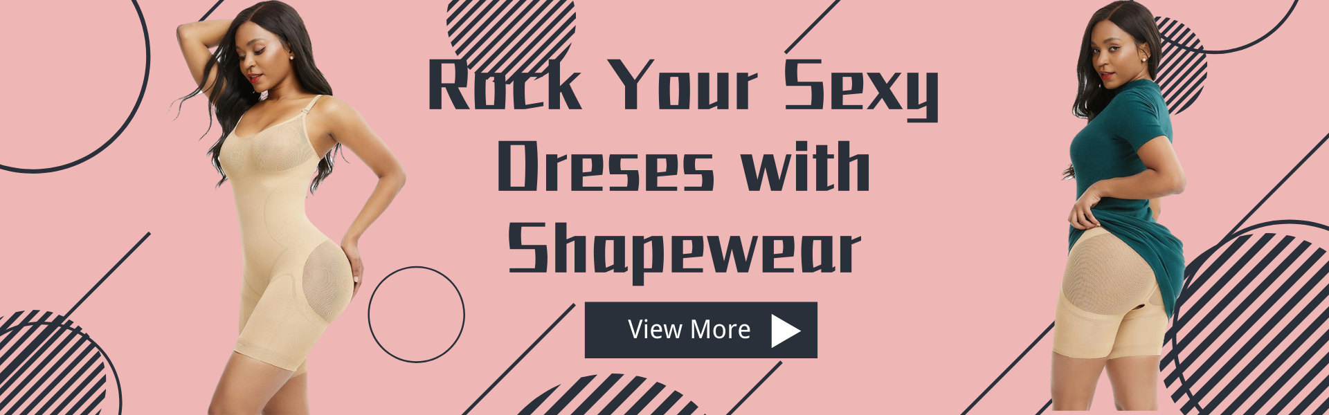 Rock Your Sexy Dreses with Shapewear