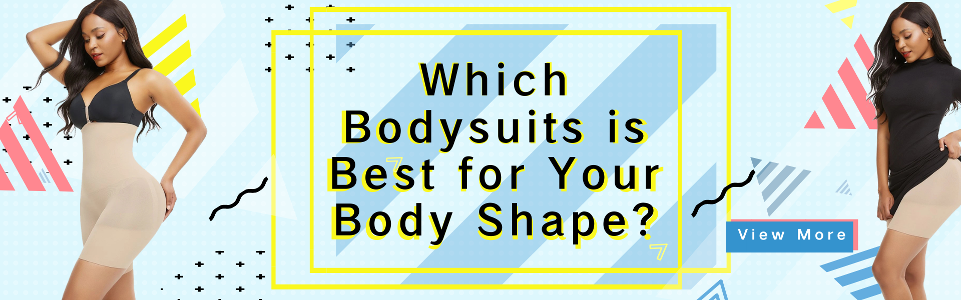 Which Bodysuits is Best for Your Body Shape?