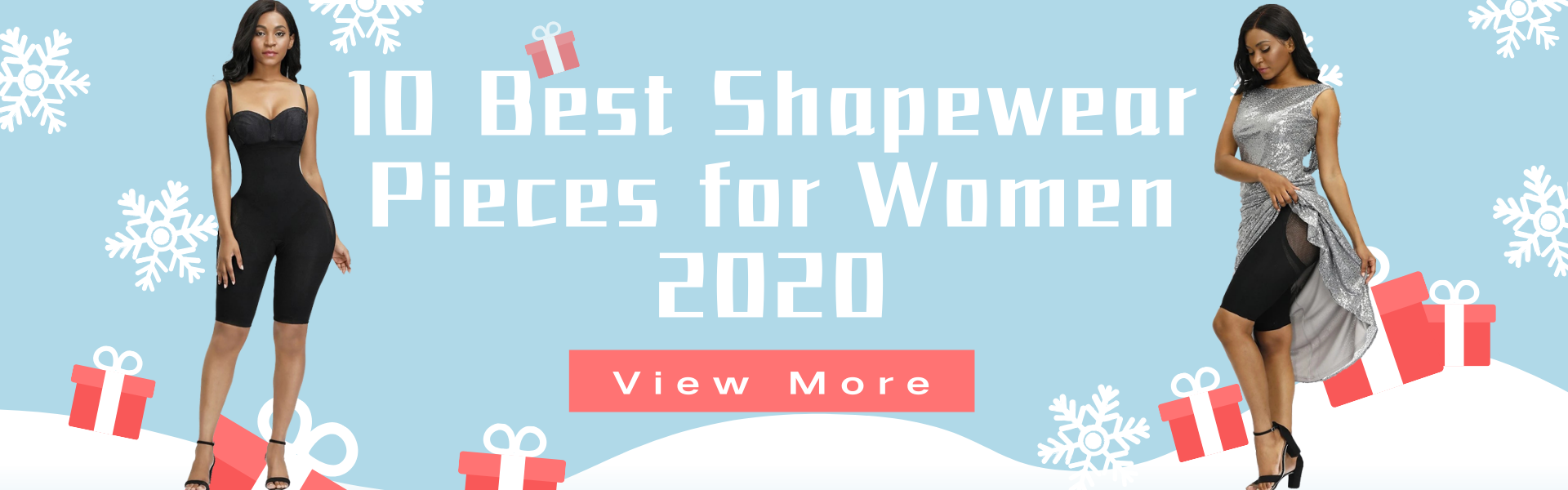 10 Best Shapewear Pieces for Women 2020