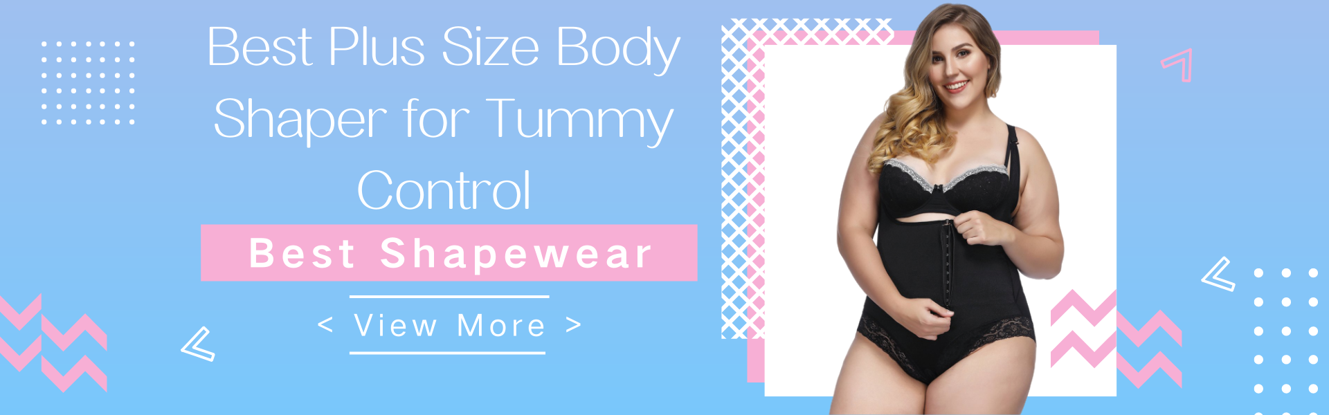 Best Plus Size Body Shaper for Tummy Control