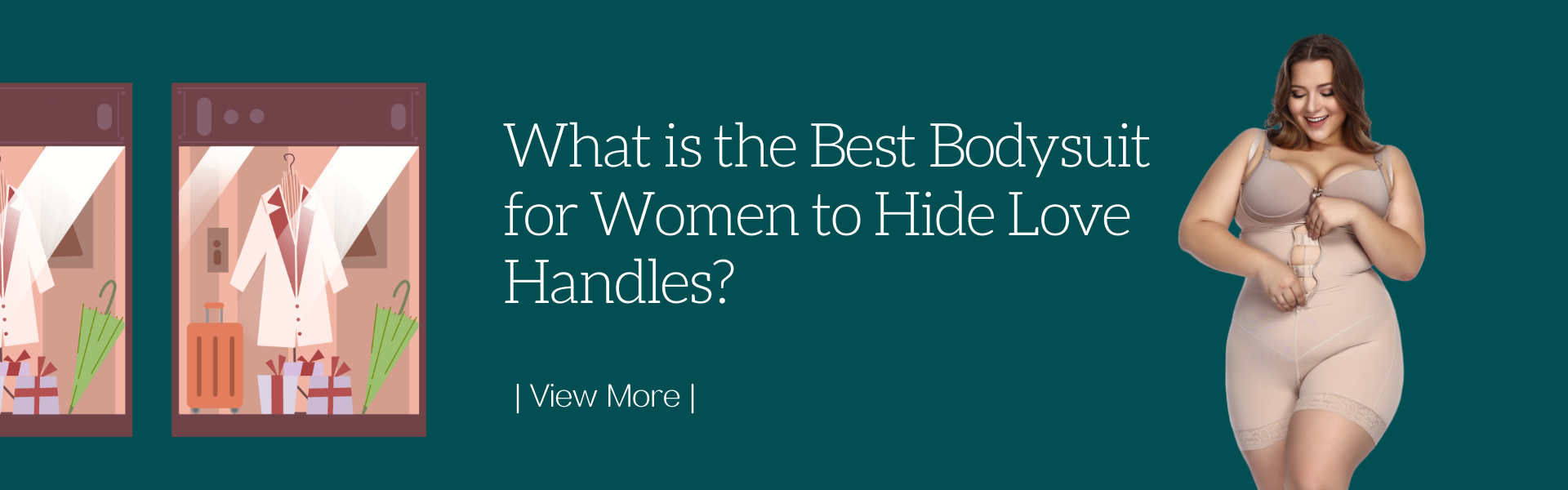 What is the Best Bodysuit for Women to Hide Love Handles?