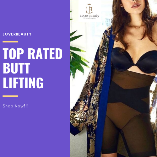 LoverBeauty Launched Top-Rated Butt Lifting Shapewear Collection