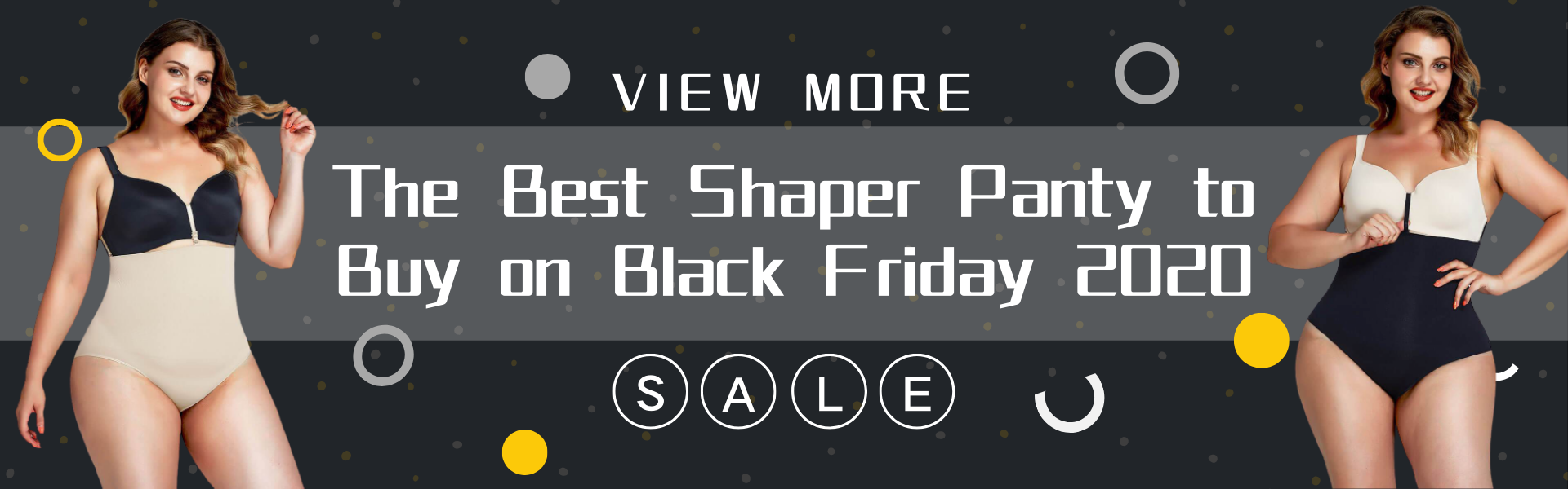 The Best Shaper Panty to Buy on Black Friday 2020