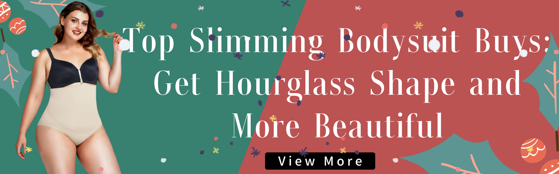 Top Slimming Bodysuit Buys: Get Hourglass Shape and More Beautiful