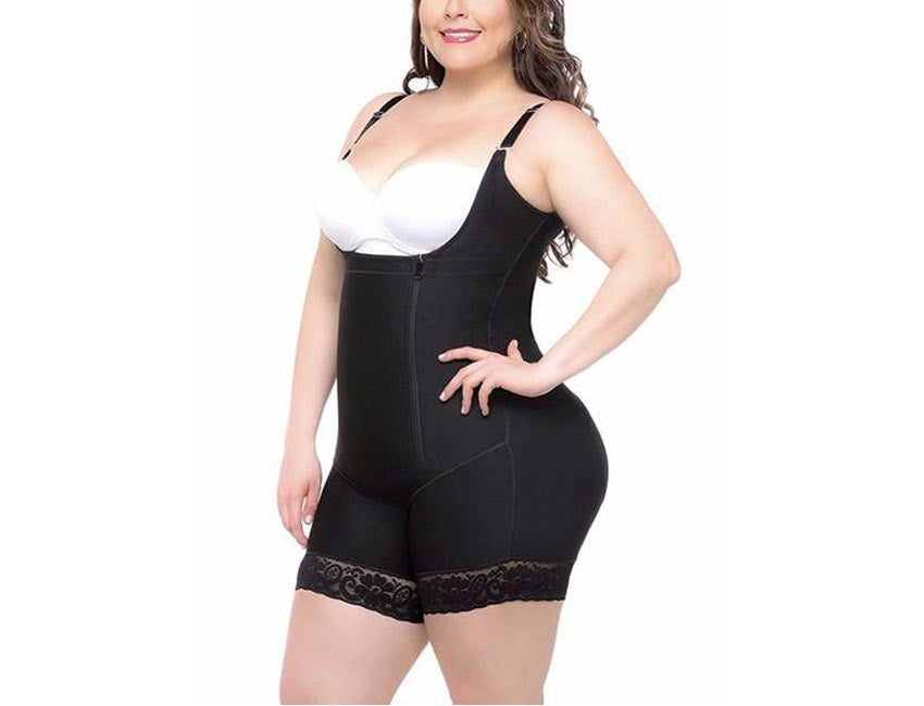 Plus Size Full Body Shapewear-Loverbeauty