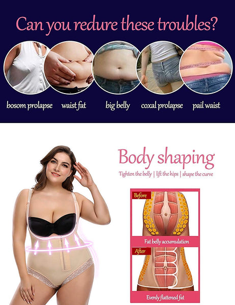 Plus Size Loverbeauty Underbust Body Shaper