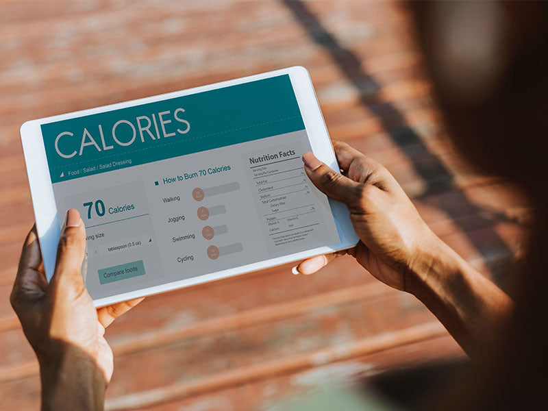 Increase daily calorie intake by your body type