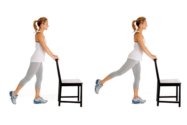 Loverbeauty Standing Hip Extension Exercise