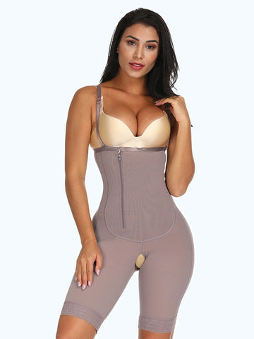 Surgical body shaper for women