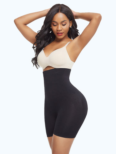 Loverbeauty Boned Tummy Control Shaping Shorts