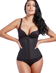Best Latex Waist Cincher to Wear Under Clothes Plus Size Loverbeauty
