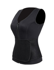 Miracle Women Waist Cincher Shapewear Vest - loverbeauty