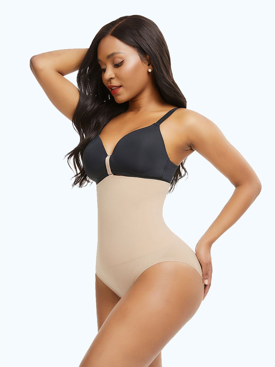 Loverbeauty Every Day High-Waisted Shaper Panty - loverbeauty