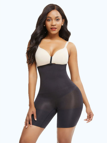 Loverbeauty Every Day High-Waisted Shaper Shorts - loverbeauty