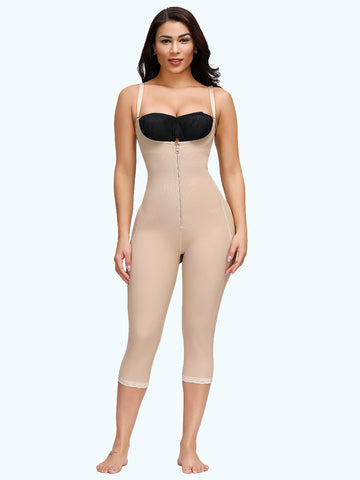 Loverbeauty Open Crotch Full Body Shaper