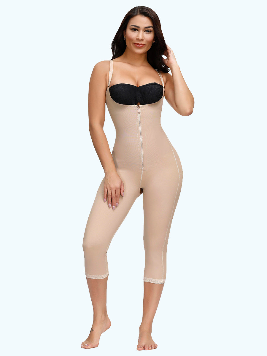 Open Crotch Full Body Shaper
