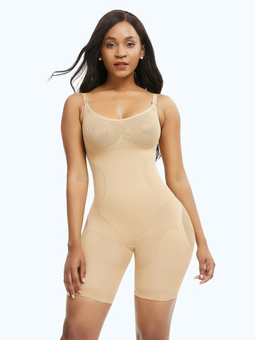 Loverbeauty Ultra Light Seamless Fat Burner Bodysuit