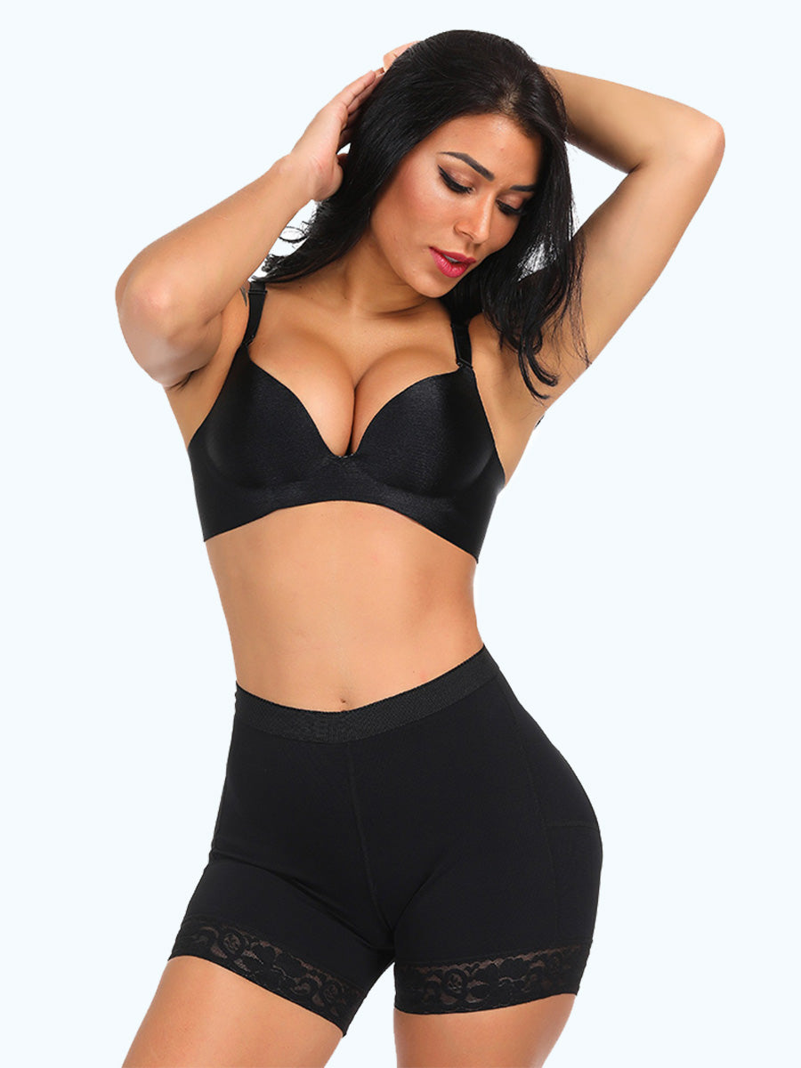 Loverbeauty Waist Control | Plus Size Butt Lifting Panty