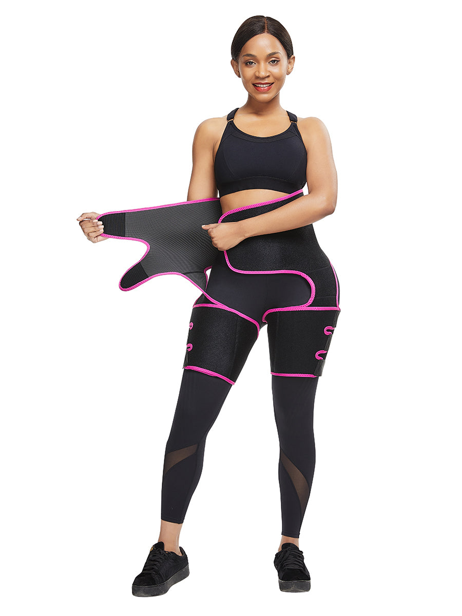 Upgraded Neoprene Thigh Trainer Butt Lifting Trimmer