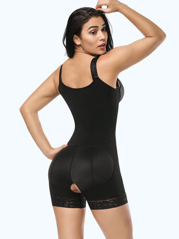 Loverbeauty Plus Size Bodysuit Shapewear | Ultra Conceal Compression Shaping Bodysuit