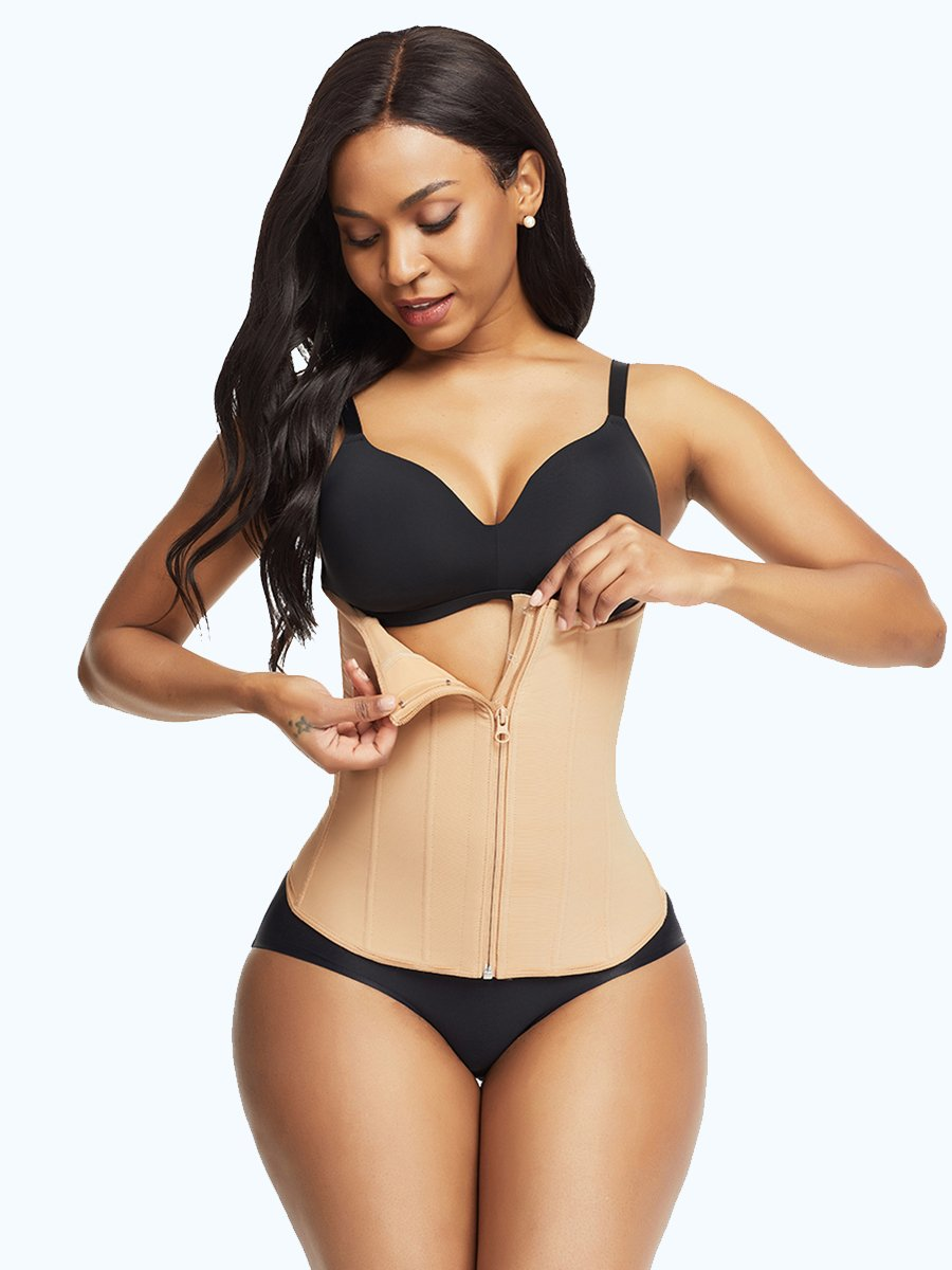Loverbeauty Women's Moderate Tummy Control Waist Cincher