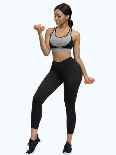Loverbeauty 3D Print Booty Elastic Yoga Leggings - loverbeauty