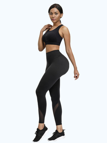 Loverbeauty 3D Print Ultra High Compression Control Yogo Leggings - loverbeauty