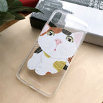 my Little shoebox 3 color cat phone case