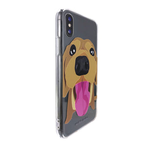Golden Retriever Dog Phone Case Mobile Case TPU PC Case