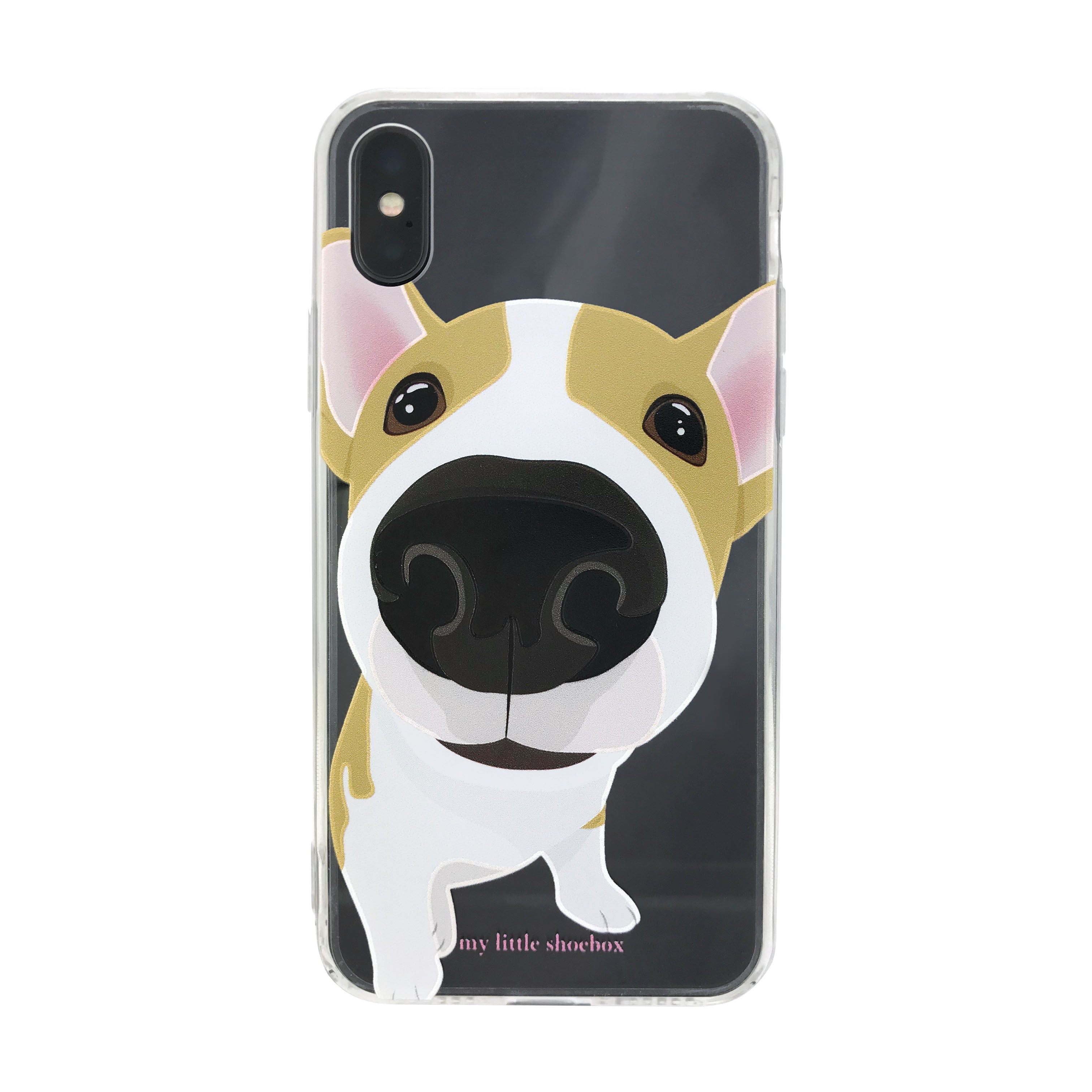 Welsh Corgi Dog Phone Case Mobile Case Soft Clear Case