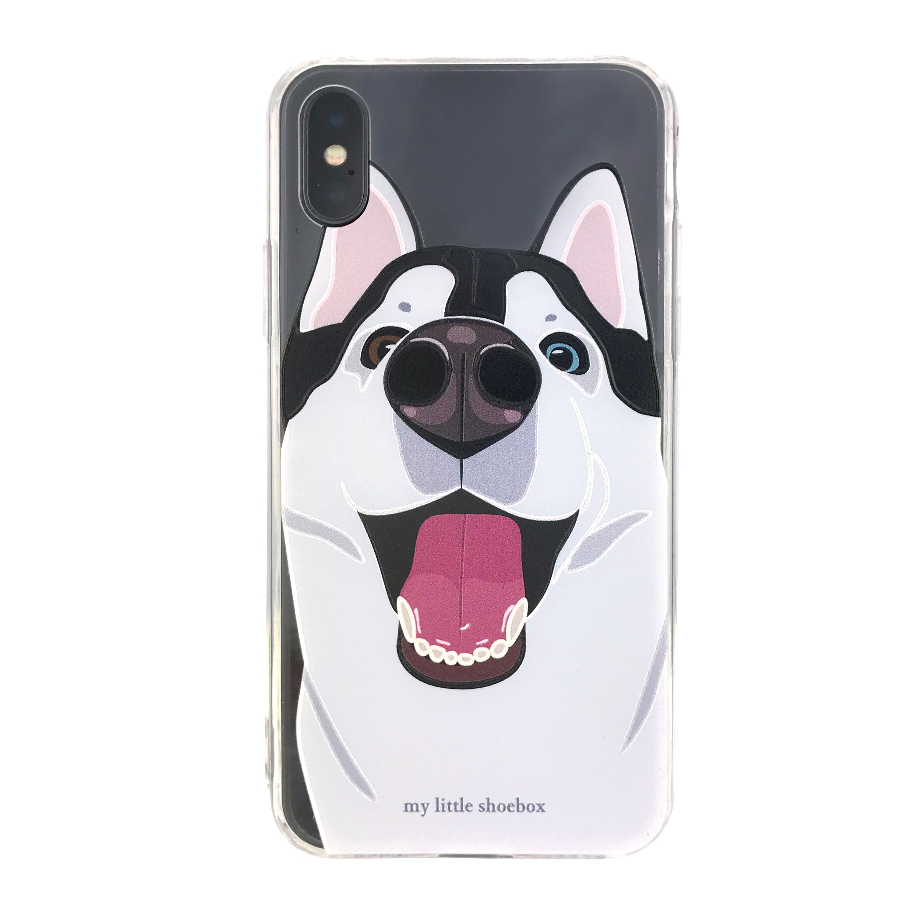 Husky Dog Phone Case Mobile Case TPU PC Case