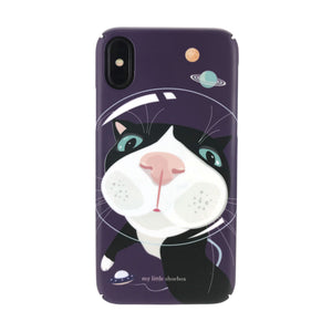 Cat in Space Cat Phone Case Mobile Case Hard PC Case