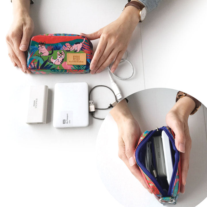 Portable Small Little Purse Pouch Bag
